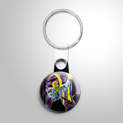 Horror - Curse of the Werewolf (B) Keychain