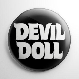 Devil Doll Button