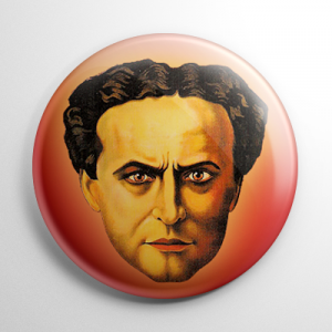 Harry Houdini Button