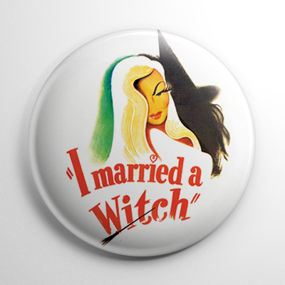 I Married a Witch (C) Button
