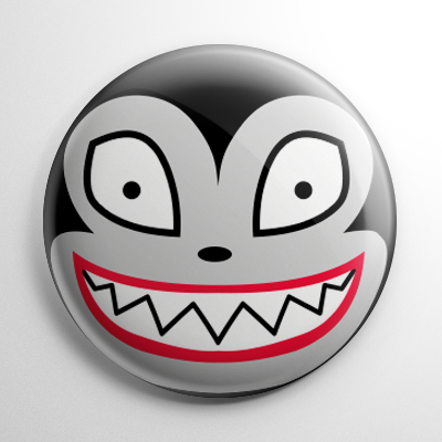 Nightmare Before Christmas – Scary Teddy Button