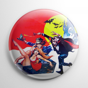 The Fearless Vampire Killers (B) Button
