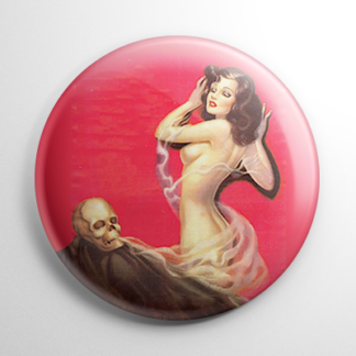 Weird Tales - Incense of Abomination (B) Button