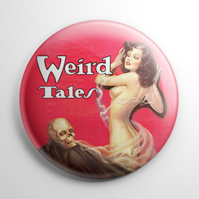 Weird Tales - Incense of Abomination Button