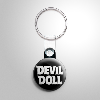 Spook Show - Devil Doll Keychain