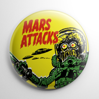 Mars Attacks Button