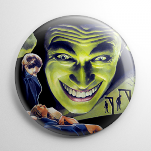 The Man Who Laughs (B) Button