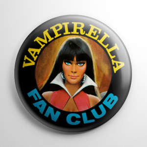 Fan Club - Vampirella Button