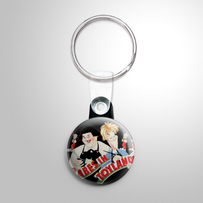Christmas - Babes in Toyland Keychain