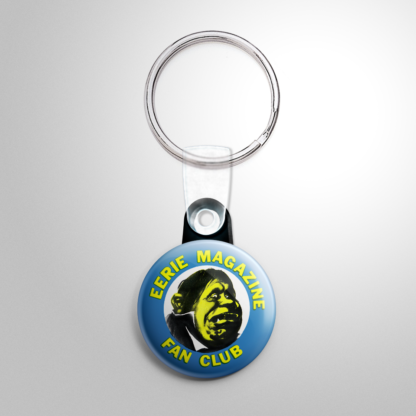 Fan Club - Eerie Magazine Keychain