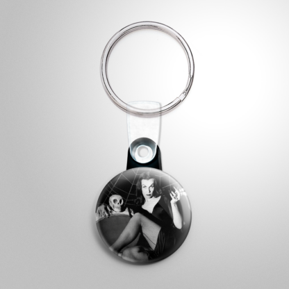 Monsters - Vampira (B) Keychain