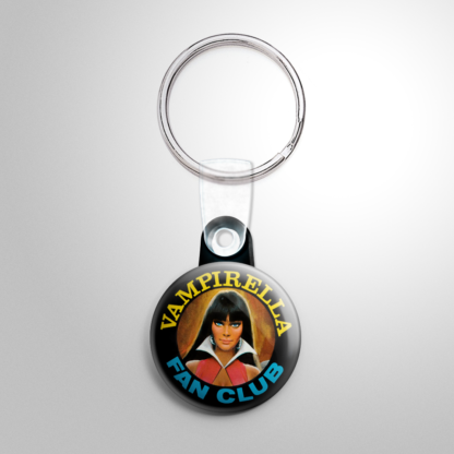Fan Club - Vampirella Keychain
