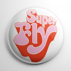 Superfly Title Button