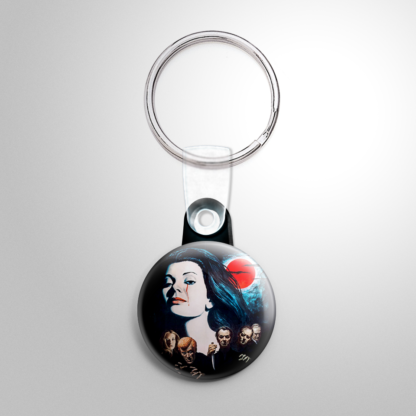 Horror - Messiah of Evil (A) Keychain
