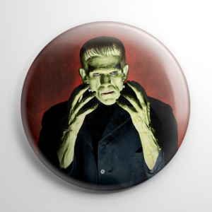 Frankenstein (F) Button