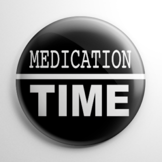 Medication Time Button