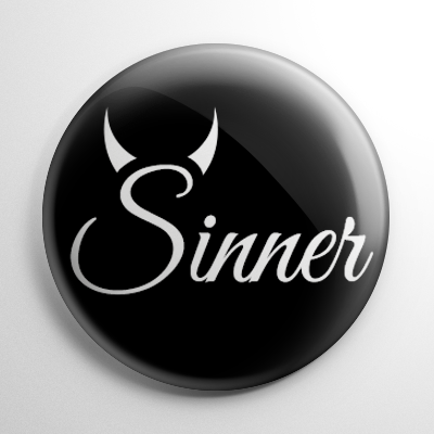 Sinner Button