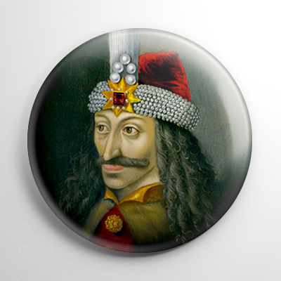 Vlad the Impaler Button