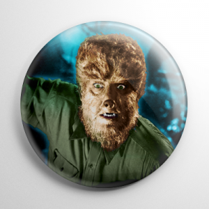 Wolfman (F) Button