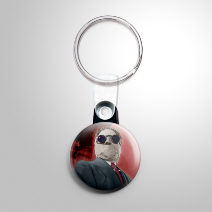 Monsters - Invisible Man (F) Keychain
