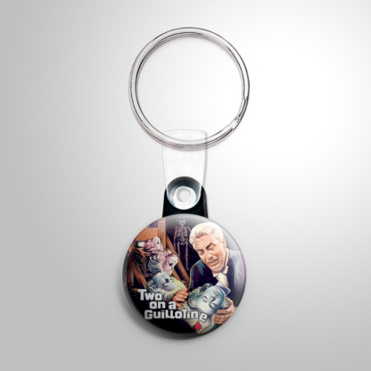 Horror - Two on a Guillotine (A) Keychain