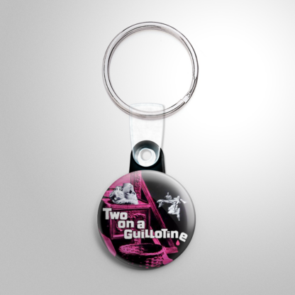 Horror - Two on a Guillotine (B) Keychain