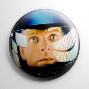 2001: A Space Odyssey (B) Button