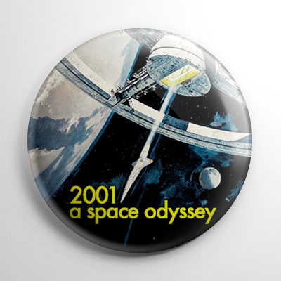 2001: A Space Odyssey (C) Button