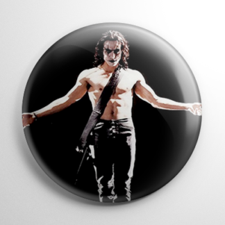 The Crow (B) Button