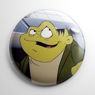 Drak Pack Toad Button