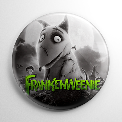 Frankenweenie Button