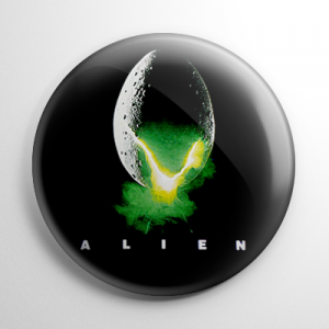 Alien (B) Button