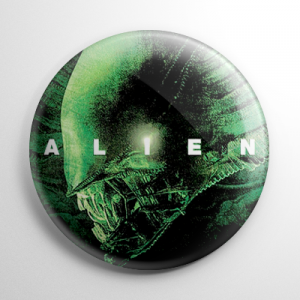 Alien (C) Button