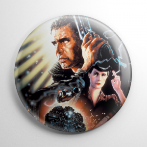 Blade Runner (A) Button