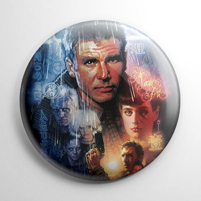 Blade Runner (B) Button