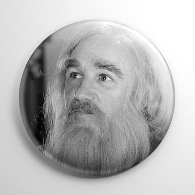 Young Frankenstein - Blind Hermit Button