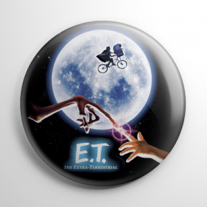 E.T. The Extra-Terrestrial (D) Button