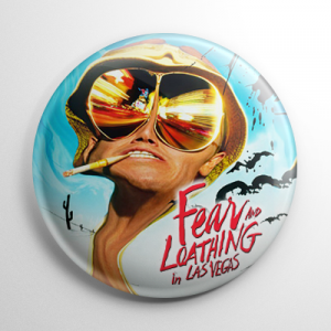 Fear and Loathing in Las Vegas Button