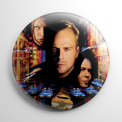 The Fifth Element (D) Button