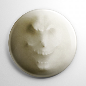 The Frighteners Button