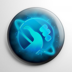 Hitchhiker's Guide to the Galaxy (B) Button
