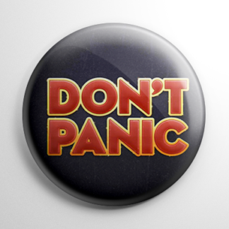 Hitchhiker's Guide to the Galaxy (C) Button