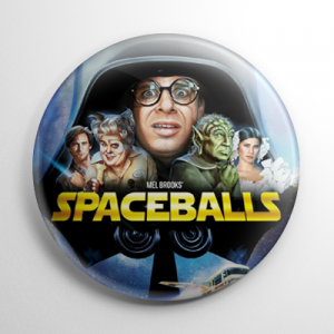 Spaceballs (B) Button