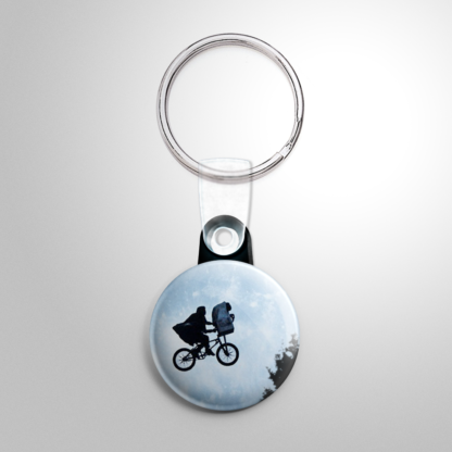 Science Fiction - E.T. The Extra-Terrestrial (A) Keychain