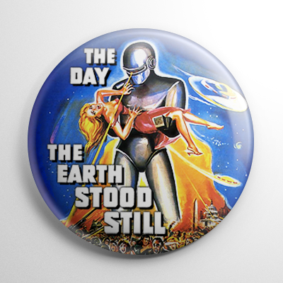 The Day the Earth Stood Still Button
