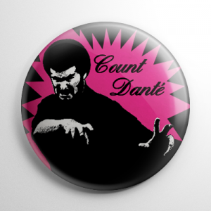 Count Dante Karate Button