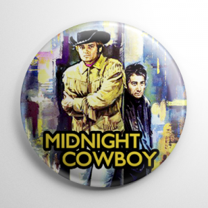 Midnight Cowboy Button