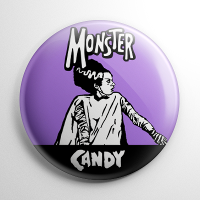Monster Candy - Bride of Frankenstein
