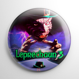 Leprechaun 3 Button