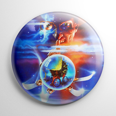 Nightmare on Elm Street 5: The Dream Child Button